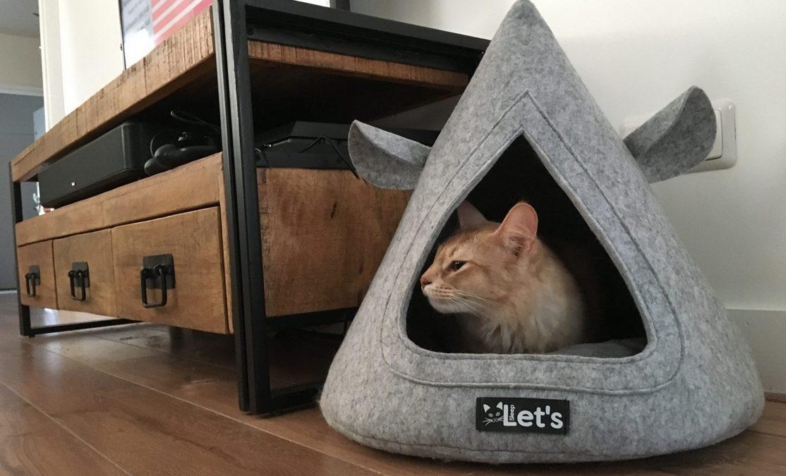 7 Tips om uw kat beter te laten slapen
